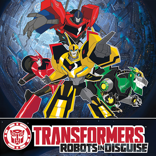 Transformers: Robots in Disguise - Rigs