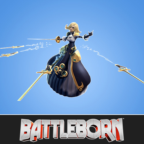 Battleborn - Phoebe