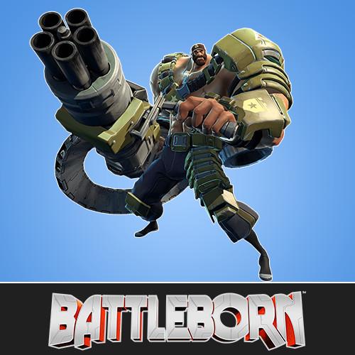 Battleborn - Montana