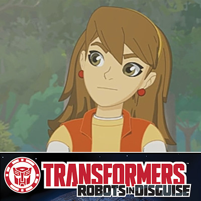 Transformers Robots in Disguise - Hank