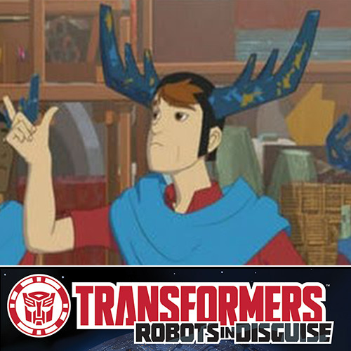 Transformers Robots in Disguise - Arnold