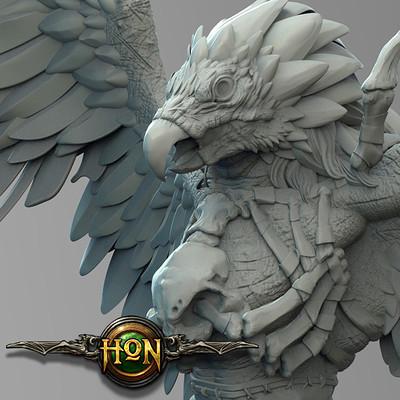 Bryan eppihimer logo vulturezephyr