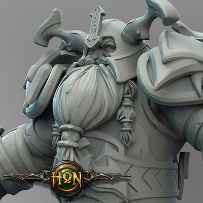 HON: Forgemaster