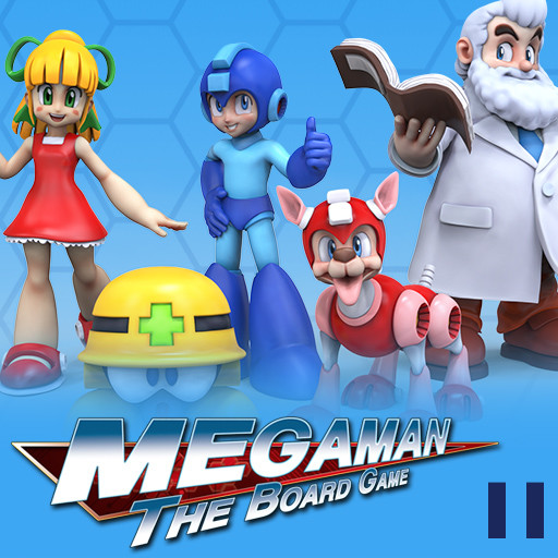 Mega Man - The Board Game (Set 2)