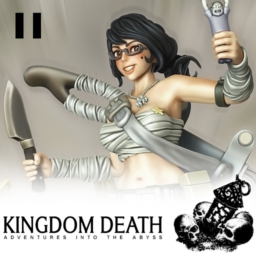 KINGDOM DEATH - SET 2