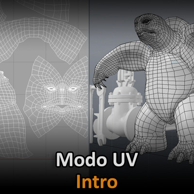 Martin krol modo uv intro thumbnail artstation