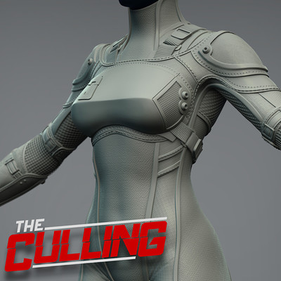The Culling: Contestant clothing set (Initial design)
