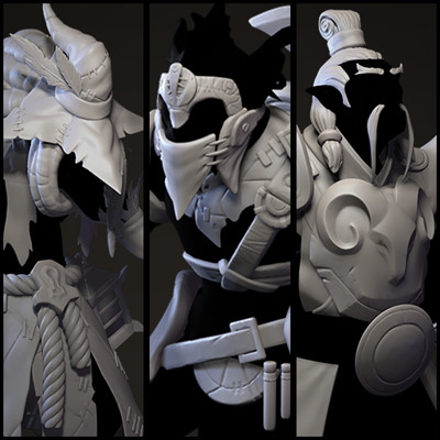 Brent ladue sculpt sets thumb