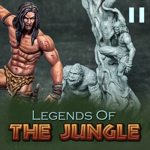 Legends Of The Jungle - Set 2