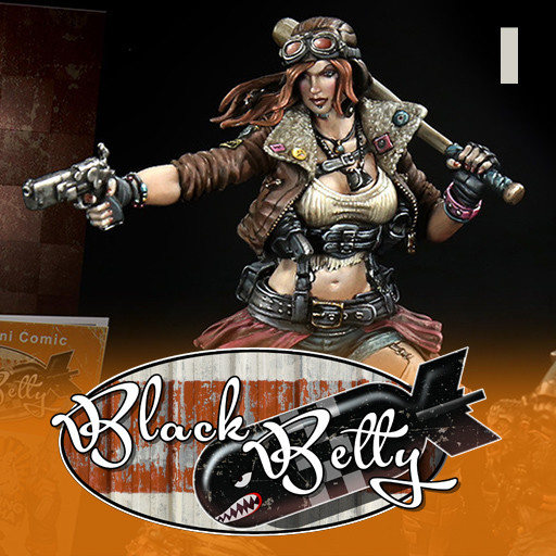 Black Betty Collectors Set