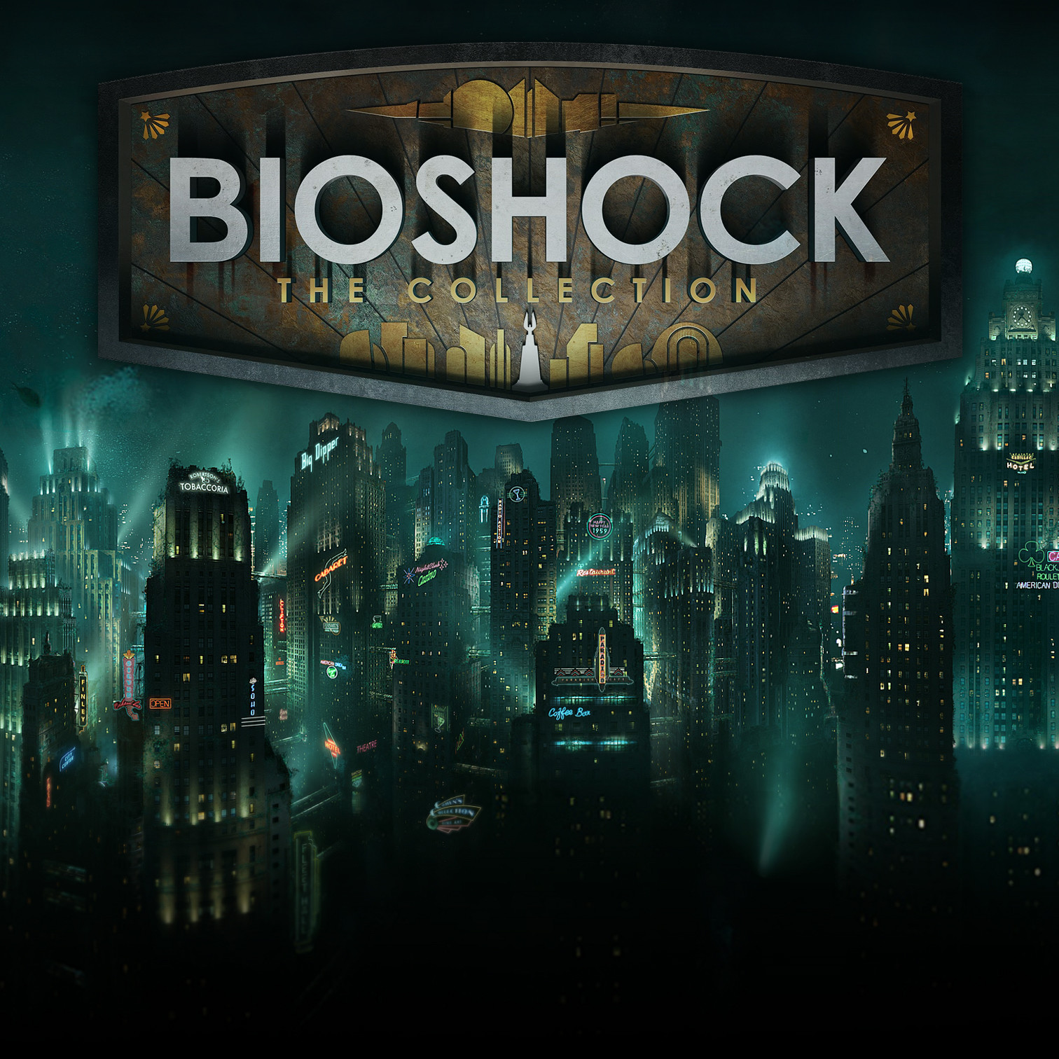 Bioshock Collection: Environments