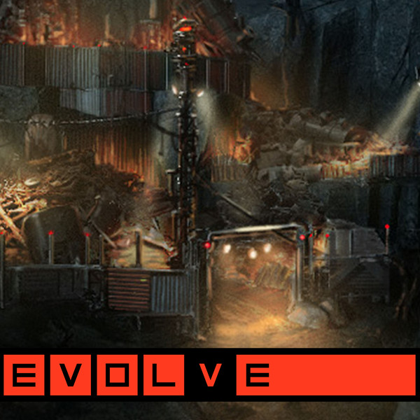 EVOLVE Environment Lighting Paintovers: Junkyard