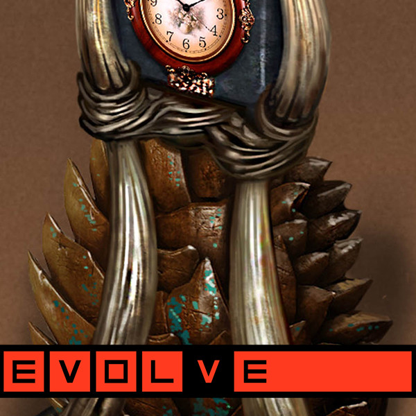 "EVOLVE ""LocoTech"" Prop Concepts: Trophy Clocks"