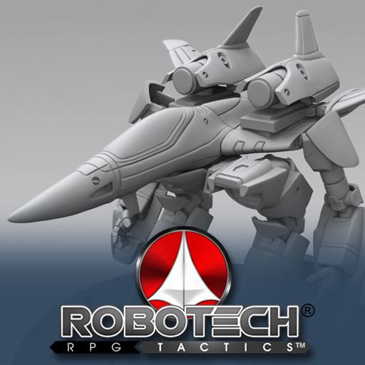 Robotech Tactics YF-4 Veritech