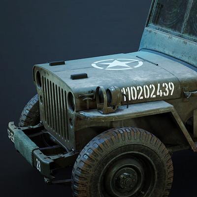 Michal veezen kalisz jeepwillys banner