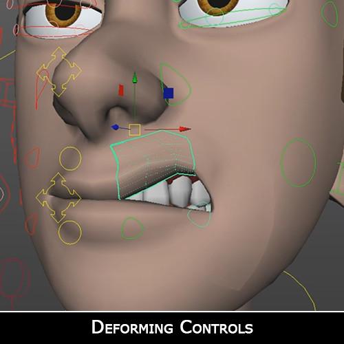 Deformable Control Creator