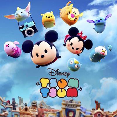Disney's Tsum Tsum