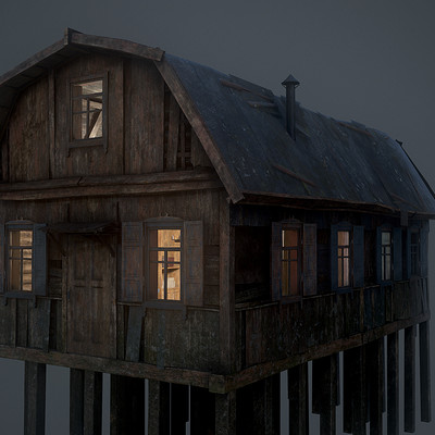 Yaroslav suprun shack 1