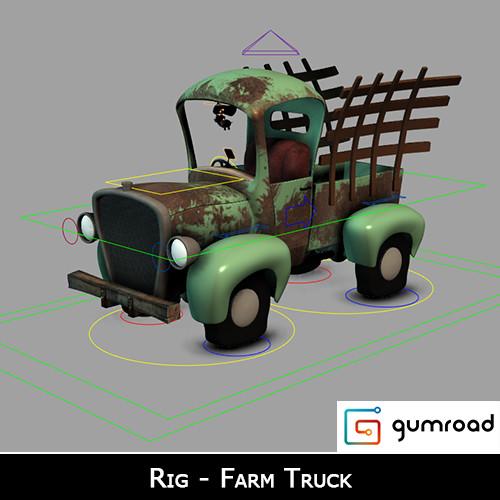 Rig - Farm Truck