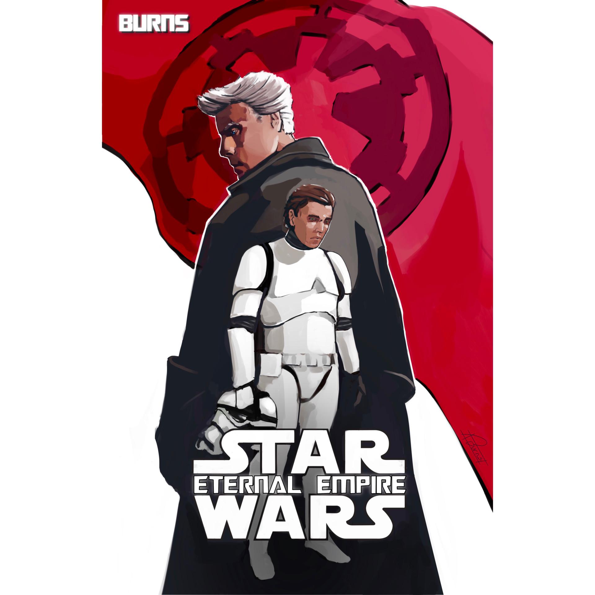 Star Wars: Eternal Empire #1 cover