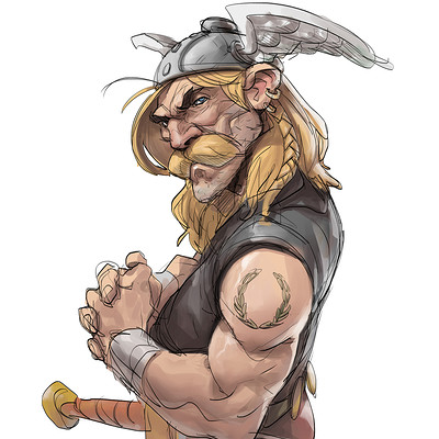 Hicham habchi asterix