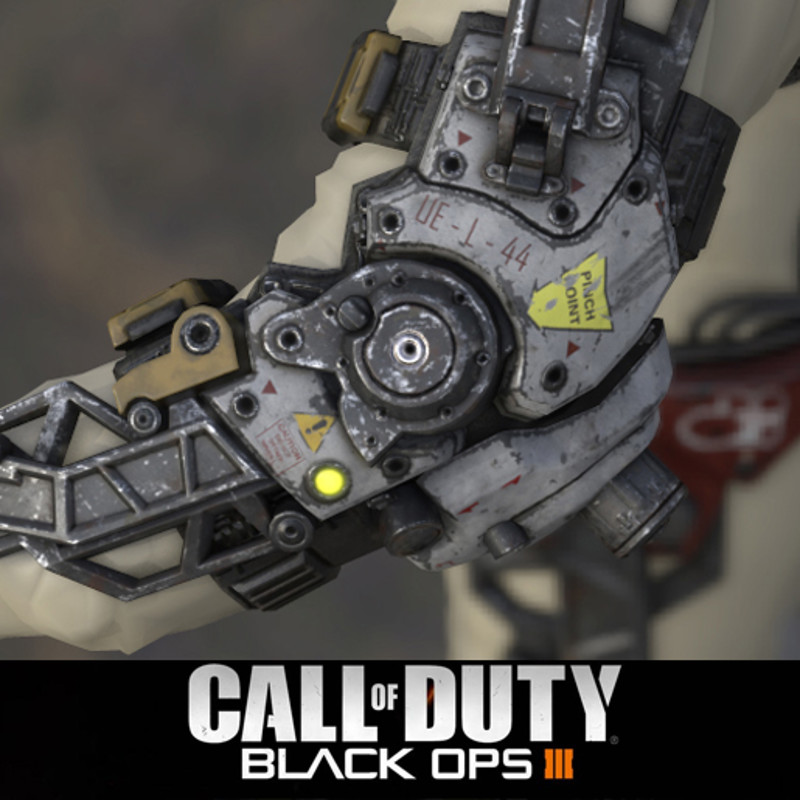 Call of Duty: Black Ops 3 - Robotics