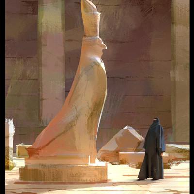 Jakub javora jakub javora egyptian statue pro gif optimize