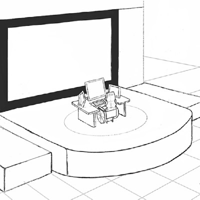 Perma death 023b env scene5 sonny s room stage layout
