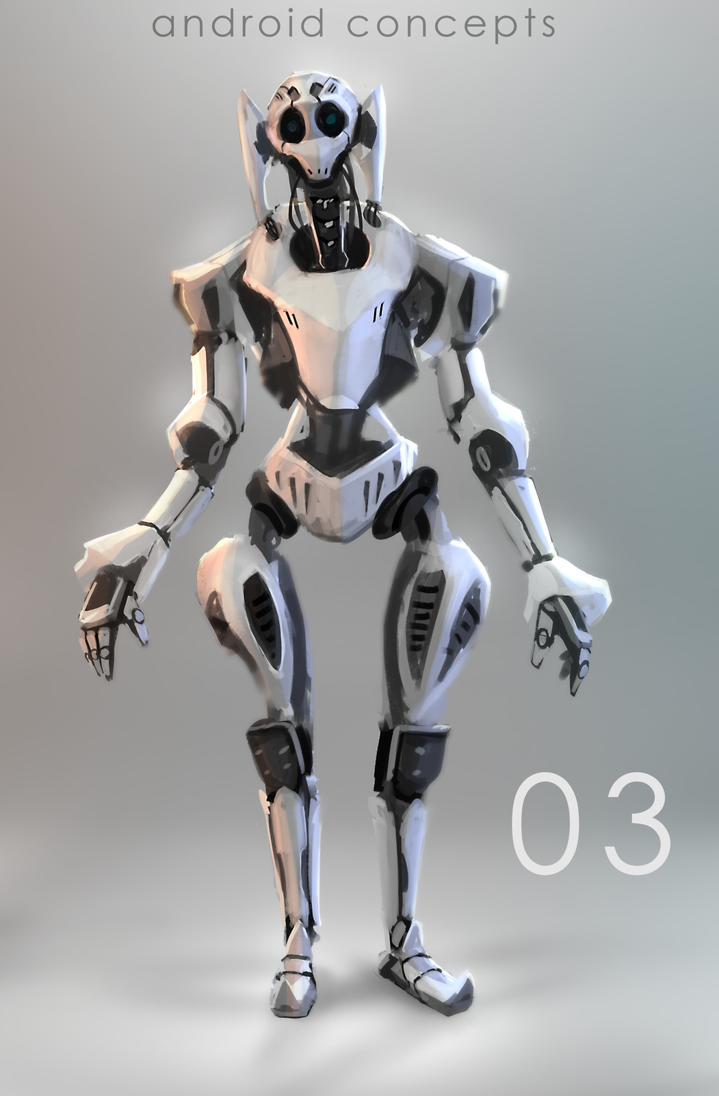 Null Directive Enemy Concepts