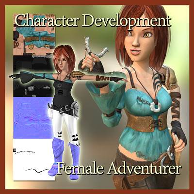 Jeanne price adventurer01