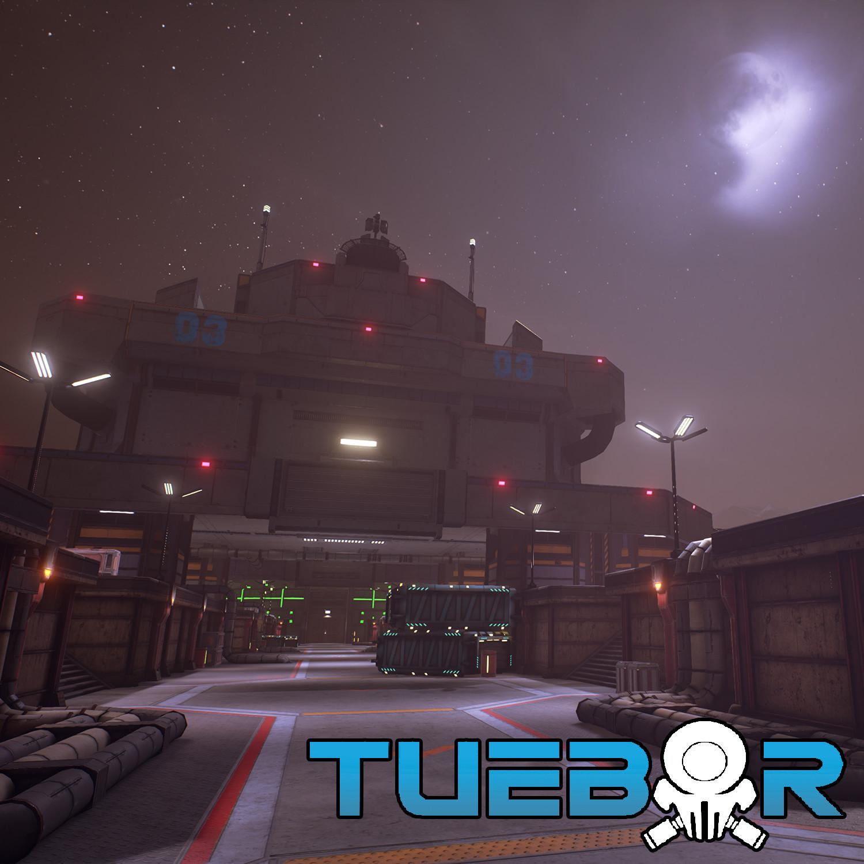 Tuebor - Lavaflow