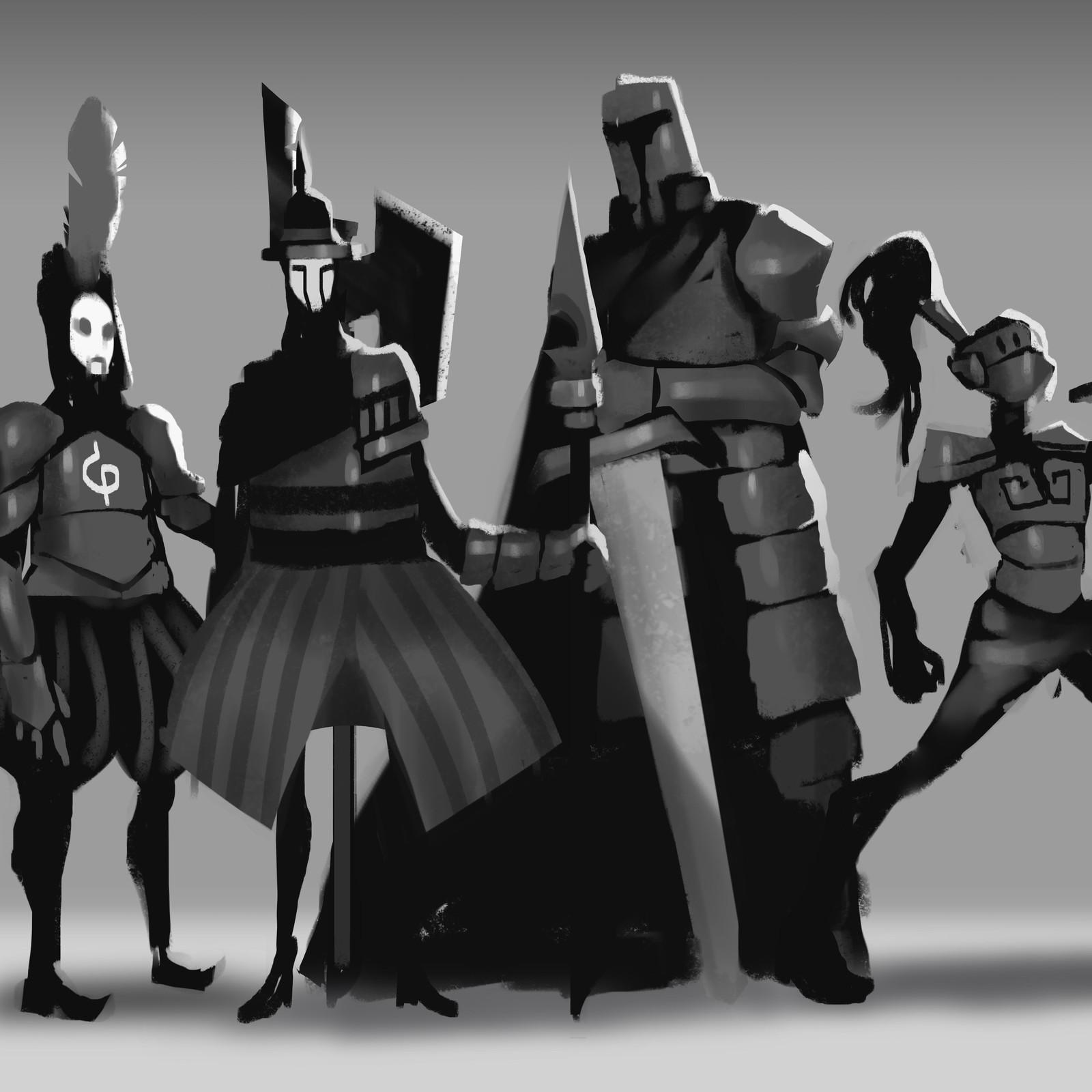 Armor Dudes