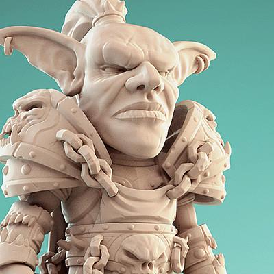 Goblin Crusader