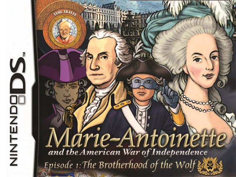The American War of Independence and Marie-Antoinette (Nintendo DS)