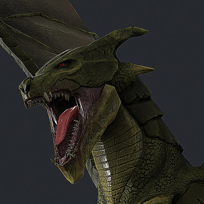 Fernando pain dragon hex