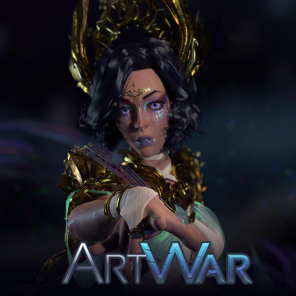 Art War 2017 - Opal Eater