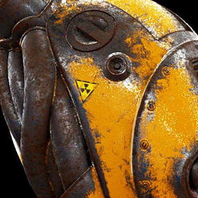 Paul braddock rustbot cropped