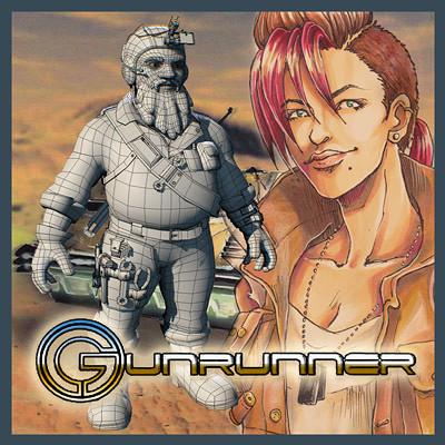 Jeanne price gunrunner