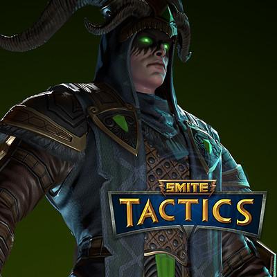 Smite Tactics: Loki