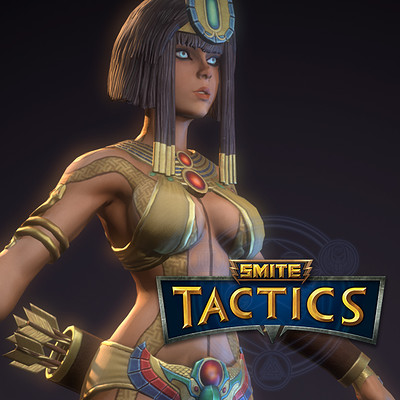 Smite Tactics: Neith