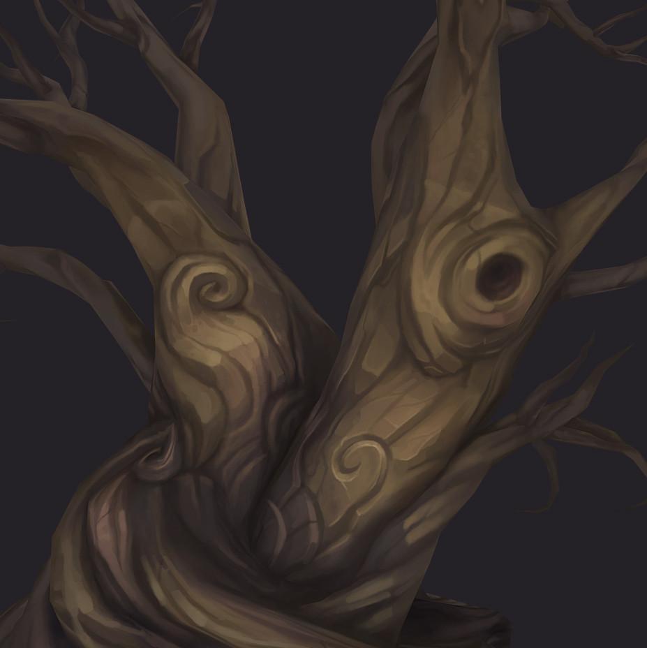 Tree Texture (Art Test)