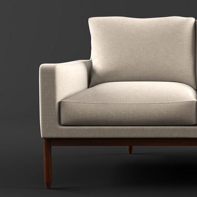 Pawel oleskow wizualizacja produktu sofa 2 wizualizacje opole