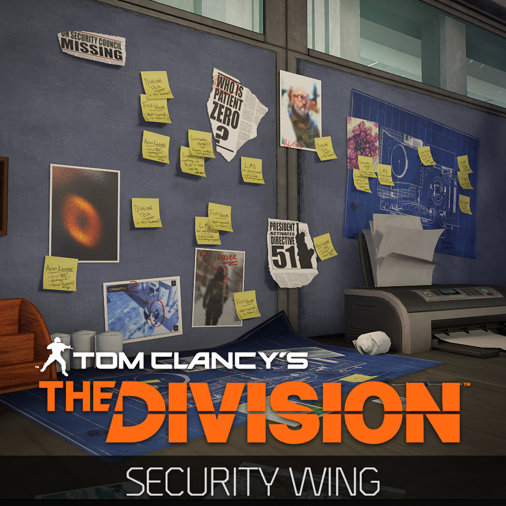 The Division: Security Wing