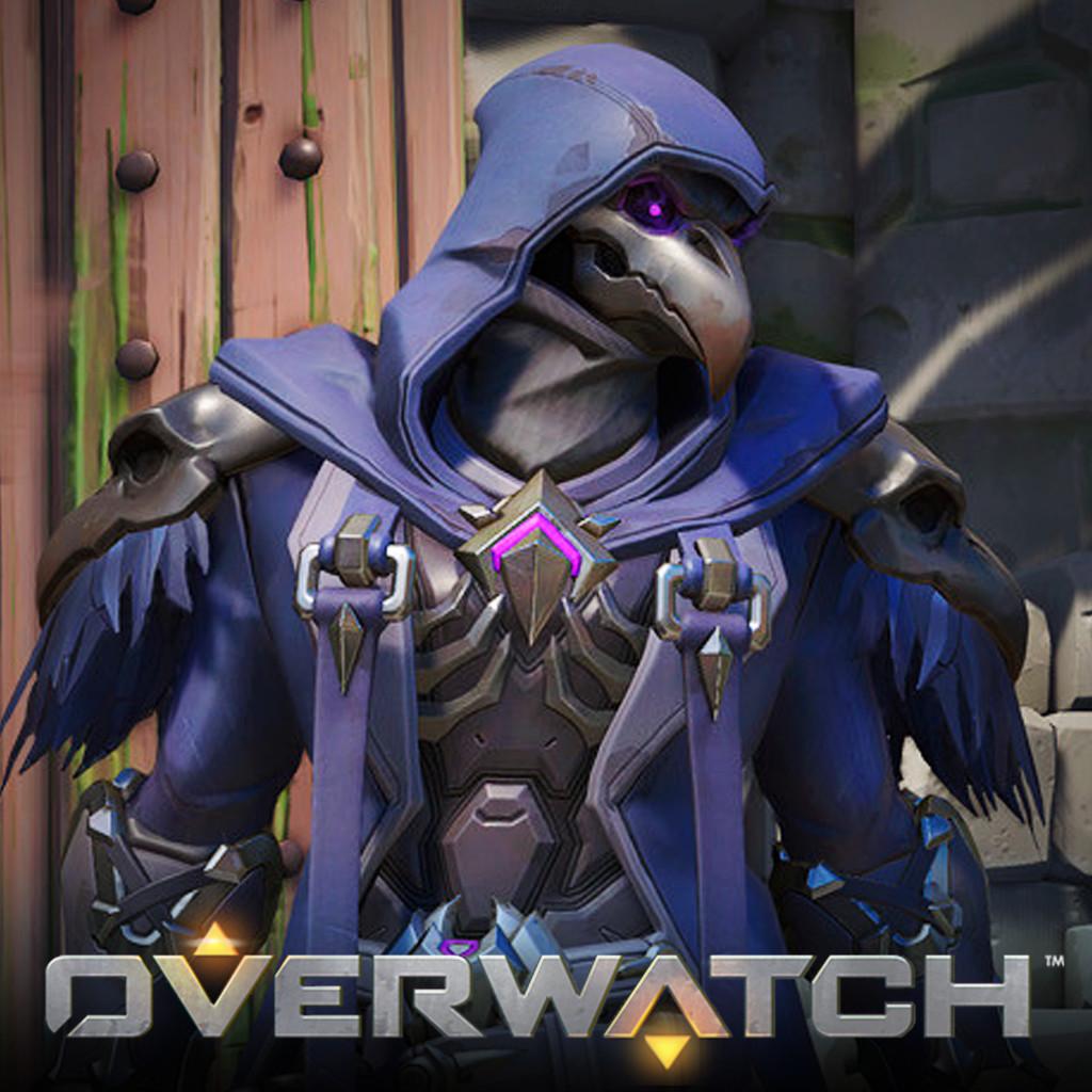 overwatch reaper nevermore