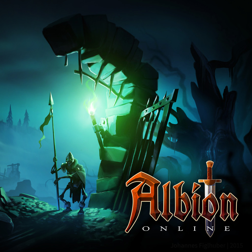 Airborn Studios Albion Online Land Of The Undead