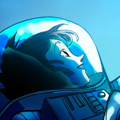 Amelia vidal astronauta