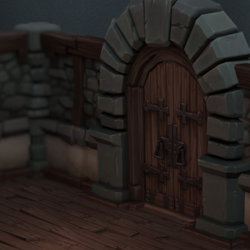 Modular Dungeon
