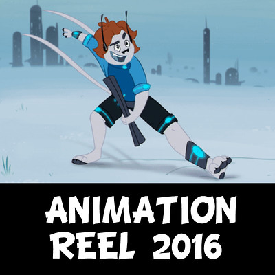 Marie razny animation reel
