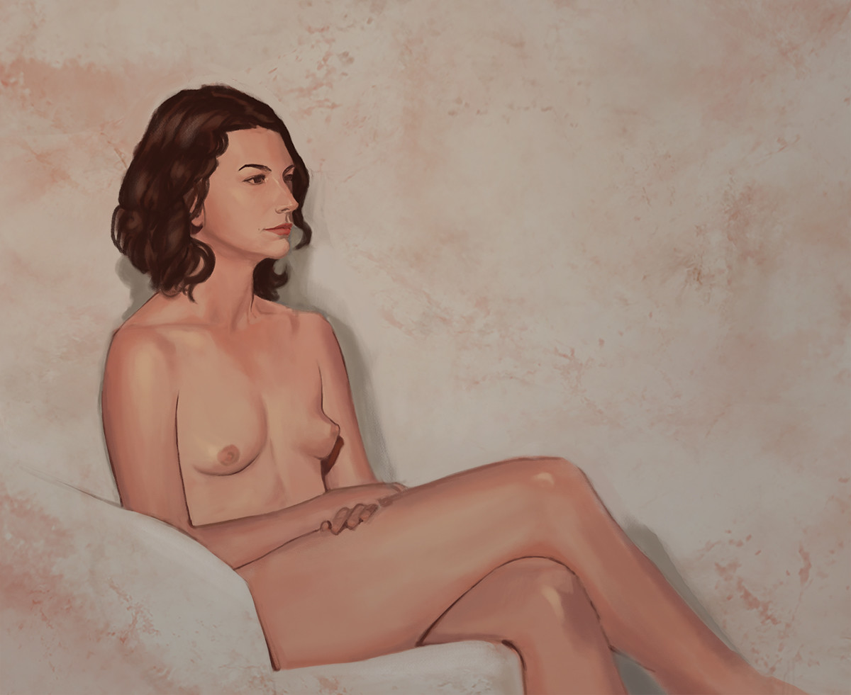 Figure Painting Pt 2