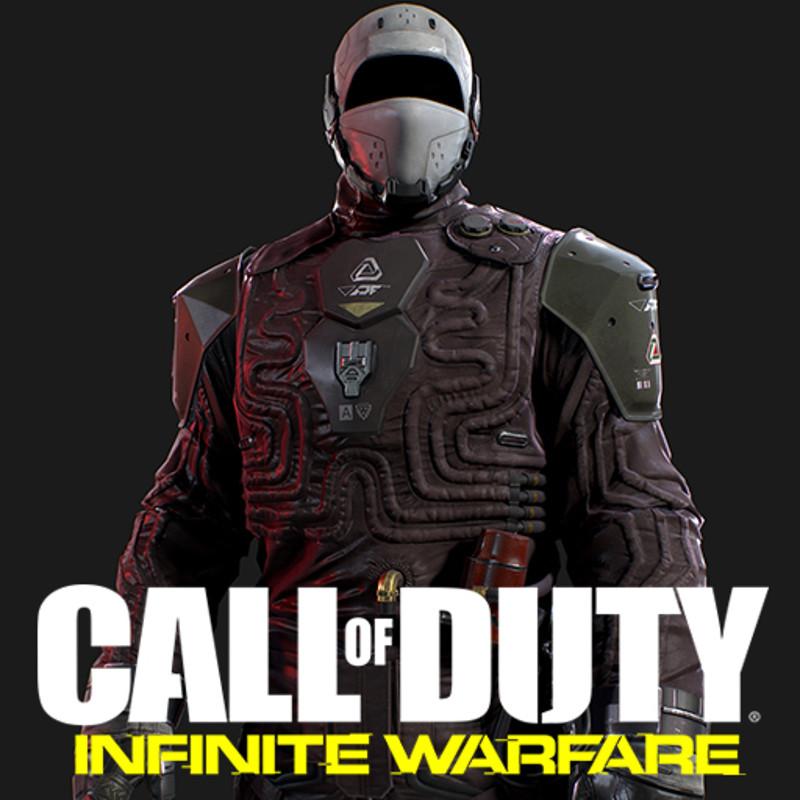 Call of Duty - Infinite Warfare SDF army